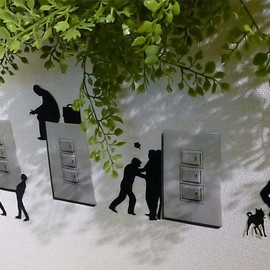 Wall Story - Wall Stickers