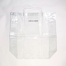 GOOD DESIGN SHOP COMME des GARCONS - vinyl bag