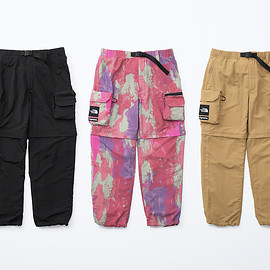 Supreme, THE NORTH FACE - Belted Cargo Pant