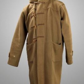 ROYAL NAVY issued (made by REDMAN BROTHERS) - WWII Royal Navy Duffle Coat (1942)