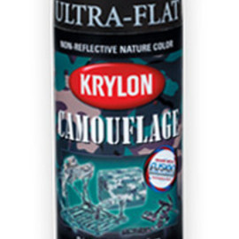 Krylon - Camouflage Paint with Fusion Technology