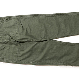 orSlow - US Army Fatigue Pants-Green