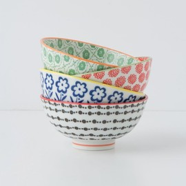 Anthropologie - Atom Art Bowls