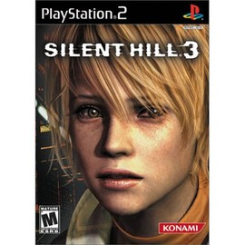Konami - Silent Hill 3 (Playstation 2)