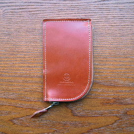 Glenroyal - Zipped Key Case - Oxford Tan
