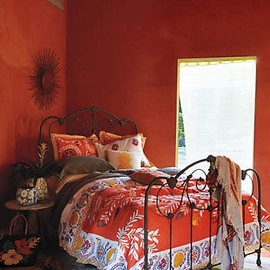 Anthropologie - bed room