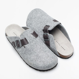 zara home - bio fieltro slippers