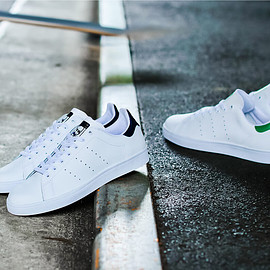 adidas - Skateboarding STAN SMITH VULC B49618