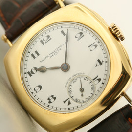 Patek Philippe - Ref.8 (1920's) / Cushion Case 18KYG - Cal.12