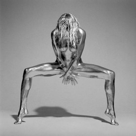 Guido Argentini - Silver Body Paint