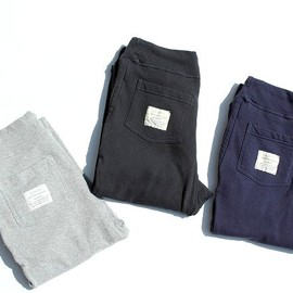 commono reproducts - workers sweat pants