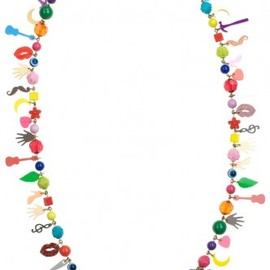 Tatty Devine - Junk Memory Bead Necklace