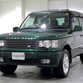 Land Rover - Range Rover 30th Anniversary Edition