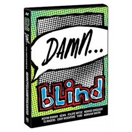 "Mike Manzoori - BLIND - ""DAMN..."" DVD"