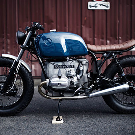 Clutch Motorcycles (Clutch Custom Motorcycles) - BMW R75/7