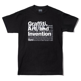 KRINK - Graffiti, Art, and Invention Tee