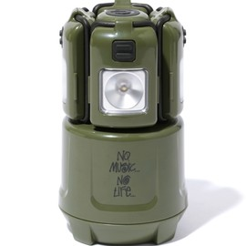 TOWER RECORDS × STUSSY × COLEMAN MICRO QUAD LED LANTERN 2012