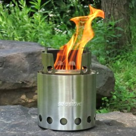 Lightweight Woodburning Cooking System