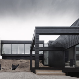 Ridge Road Residence, Mornington Peninsular of Australia