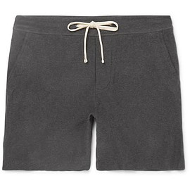 James Perse - Cotton-Blend Jersey Shorts