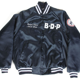 BBP, MVP, B-Boy Records - B-Boy Records x MVP x BBP  BDP  Satin Jacket