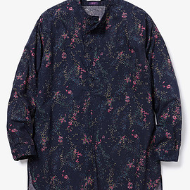 nonnative - SCIENTIST PULLOVER LONG SHIRT
