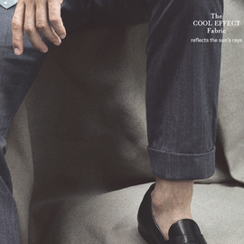 Ermenegildo Zegna - Cool effects