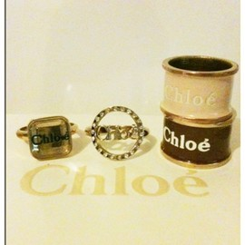 Chloe - ring collection