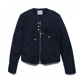 TAKAHIROMIYASHITA The SoloIst - collarless jacket.