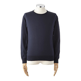 JOHN SMEDLEY - S3797 (sea island cotton knit, crew neck)
