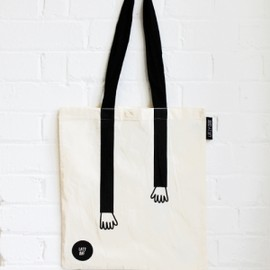 Lazy Oaf tote bag