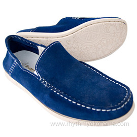 WANDER SHOES - SLIP ON SUEDE