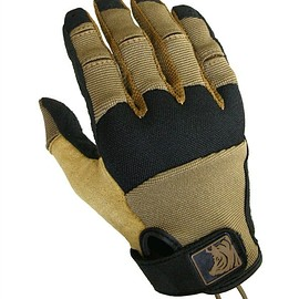 Patrol Incident Gear - Alpha Glove - Coyote/Black