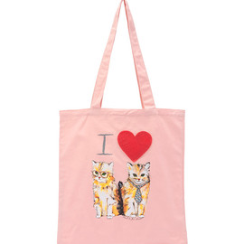 PAUL & JOE SISTER - CAT tote bag