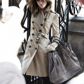 burberry - emma watson for burberry