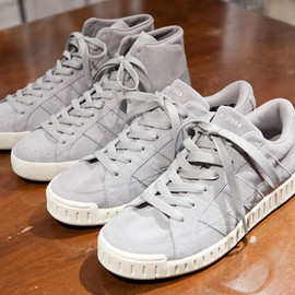 TAKAHIROMIYASHITA The Soloist., adidas - Fall 2012 Sneaker Collection