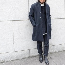 "KLASICA - Straight Coat ""JUHL"""