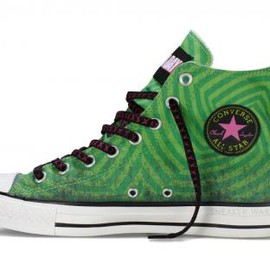 "CONVERSE - GREEN DAY × CONVERSE CHUCK TAYLOR ALL STAR ""UNO"""