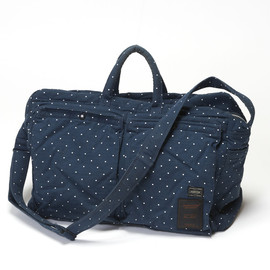 UNDERCOVER, PORTER - Dot Travel Bag