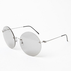 Cutler and Gross for Maison Martin Margiela 8 - Rimless Round Glasses