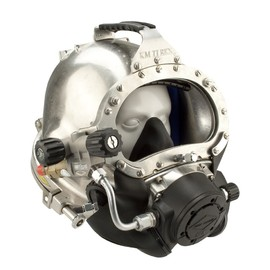 Kirby Morgan - 77 Commercial Diving Helmet