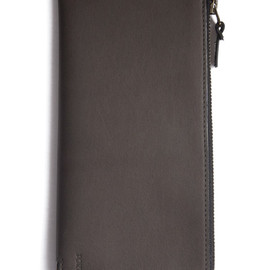 "bal - Thin Leather Wallet ""L"" by Porter (black)"