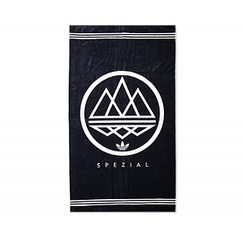 adidas - SPEZIAL Towel - Night Navy/White
