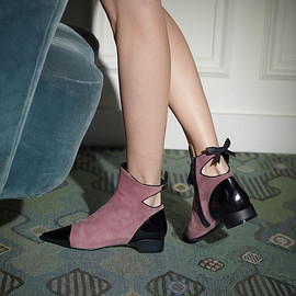 Fabrizio Viti - Fabrizio Viti Take A Bow Ankle Booties