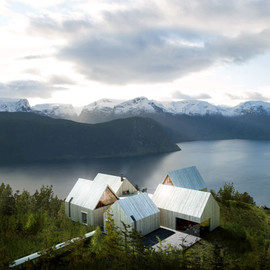 Haptic - Mountain Lodge on Sognefjorden, Norway