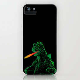 Society6 - Green Monster iPhone Case