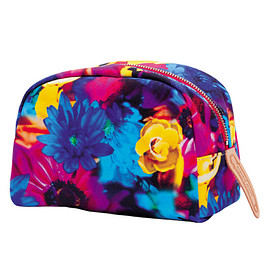 MEDICOM TOY - MLE M / mika ninagawa シリーズ『Anemone』 TRAVEL POUCH SMALL