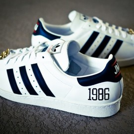 "adidas - Run DMC×adidas Originals ""My adidas"" 25th Anniversary Superstar 80s"