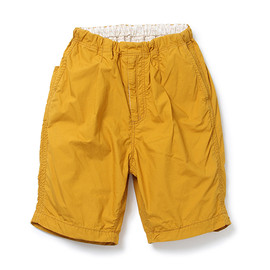 nonnative - DRIFTER EASY SHORTS - COTTON TYPEWRITER