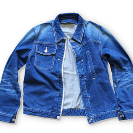 PEEL & LIFT - Jean genie jacket/PEEL & LIFT